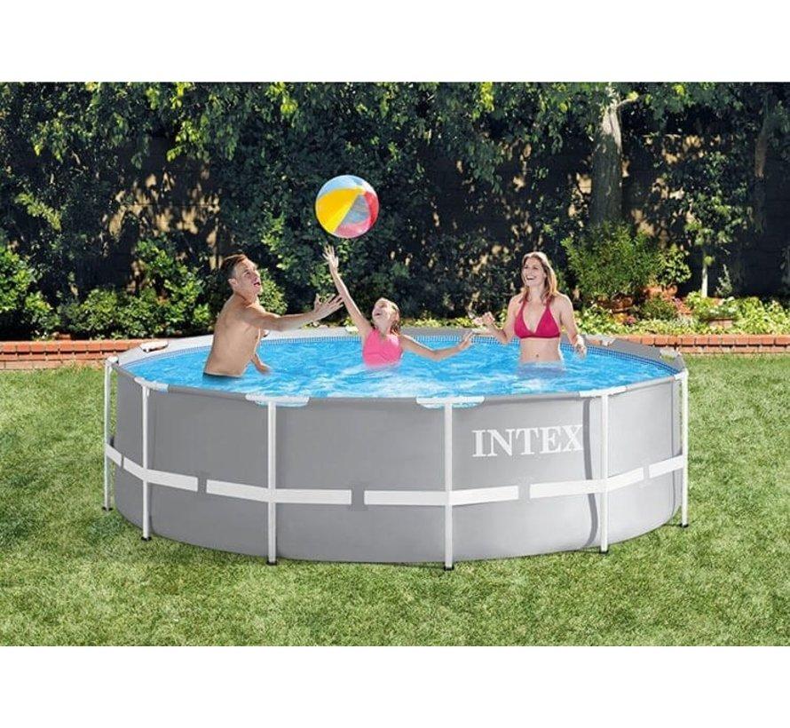 Intex Prism Frame zwembad 366x99 cm