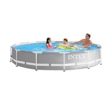 Intex Intex Prism Frame zwembad 366x76 cm. zonder pomp