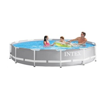 Intex Intex Prism Frame zwembad 366x76 cm met cartridge pomp