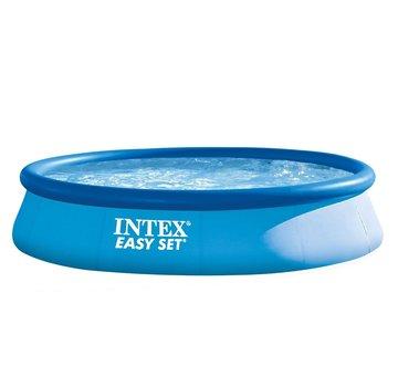 Intex Intex Easy Set zwembad 396x84 cm. zonder pomp