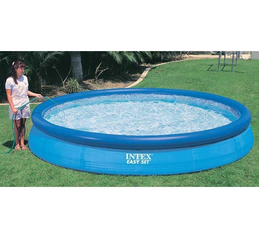 Intex Easy Set zwembad 396x84 cm. zonder pomp