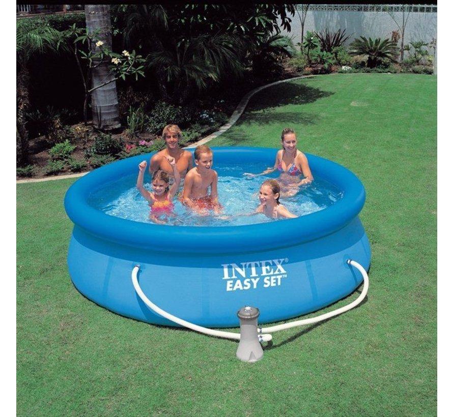 Intex Easy Set zwembad 305x76 met cartridge pomp