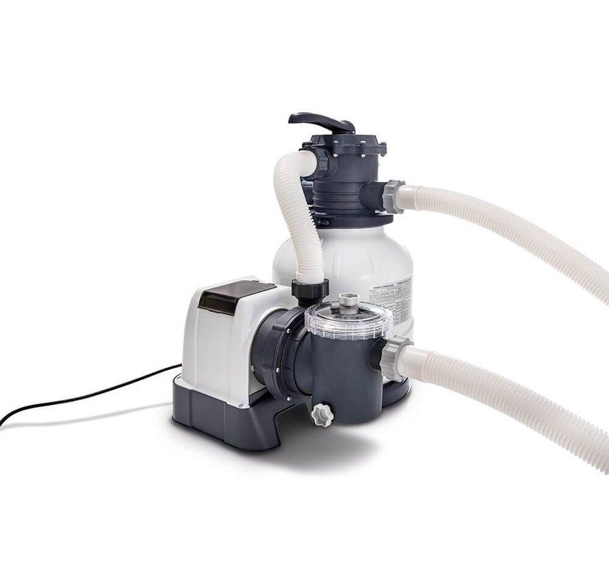 Intex zandfilterpomp 6m3/h