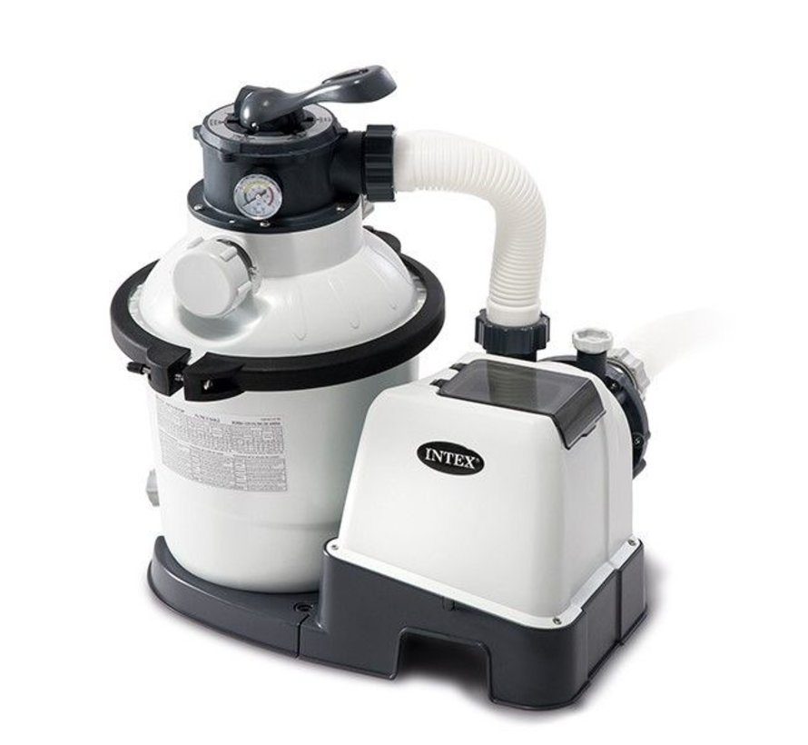 Intex zandfilterpomp 4m3/uur