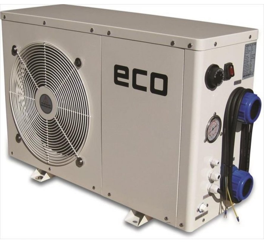 Zwembad Warmtepomp ECO 3