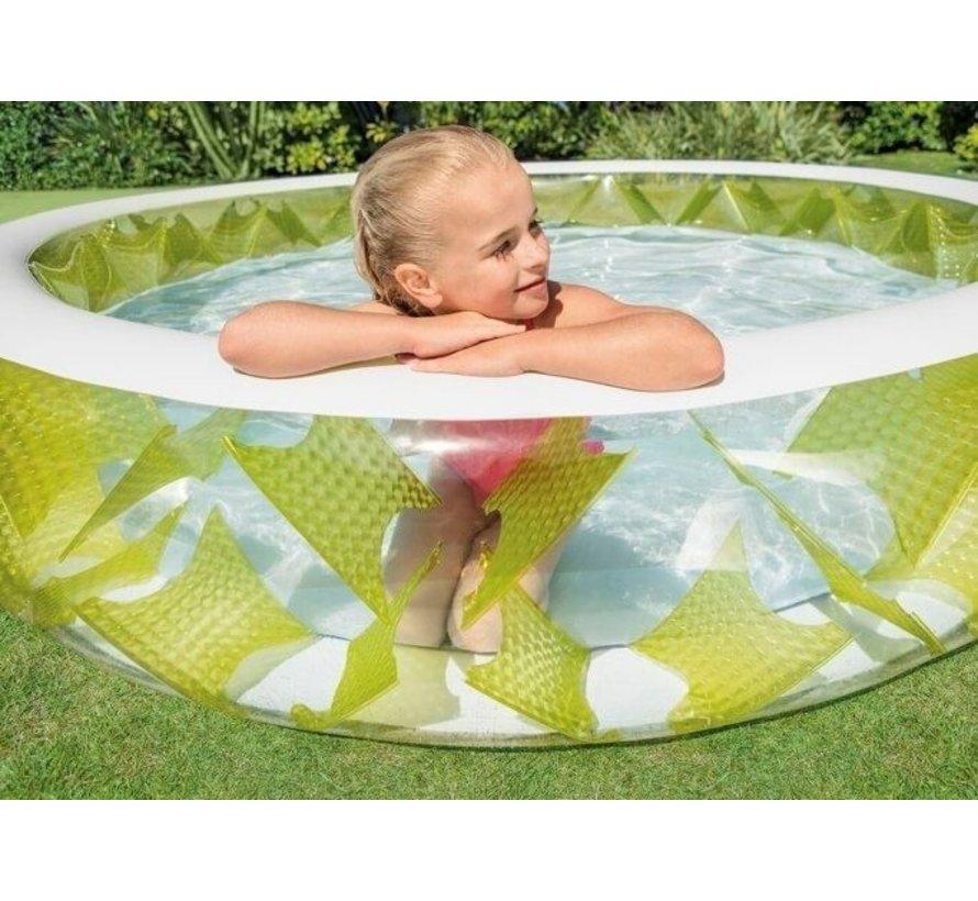 Opblaaszwembad Pinwheel Pool