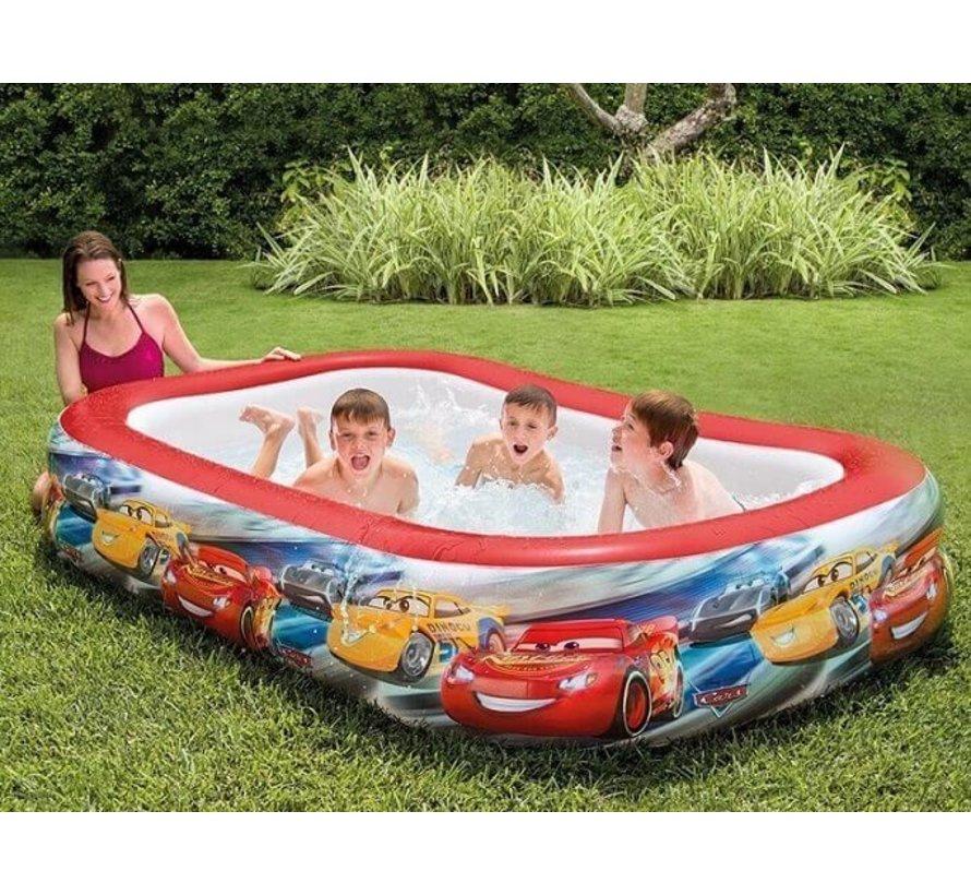 Opblaasbaar zwembad Cars