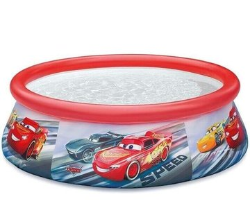Intex Easy Set zwembad Cars