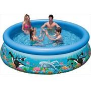 Intex Intex zwembad met oceaanprint 305x76 cm
