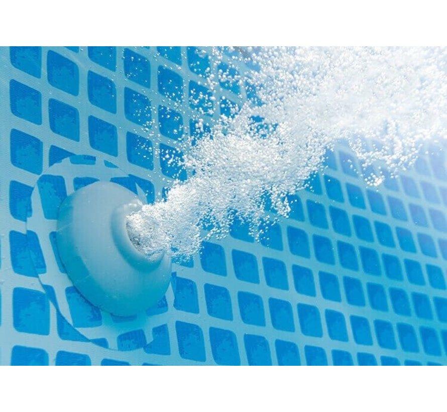 Intex Prism Frame zwembad 549x122 cm