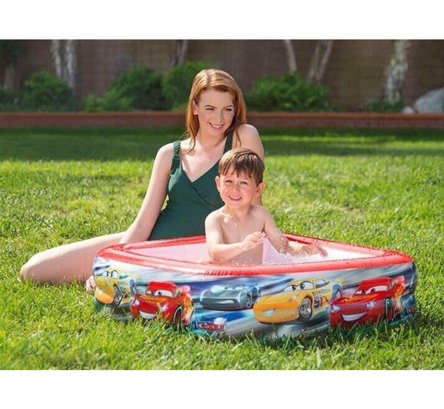 Zwembad opblaasbaar Cars
