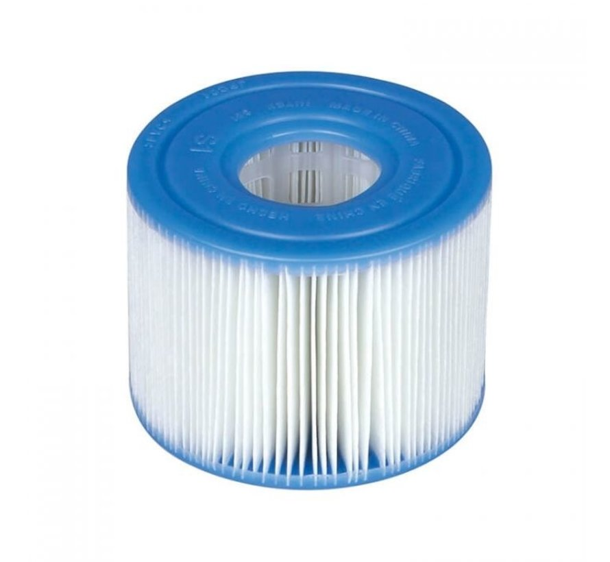 FILTER CARTRIDGE S1 TWIN PACK  Shrink Wrap w Litho