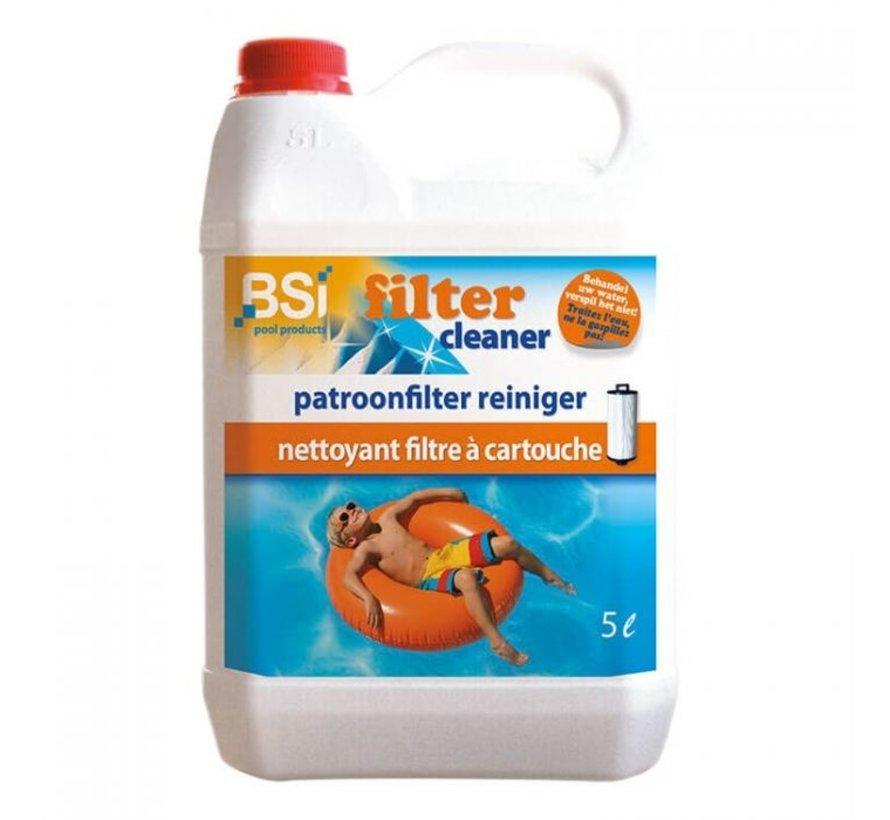 BSI Filter Cleaner  5 liter