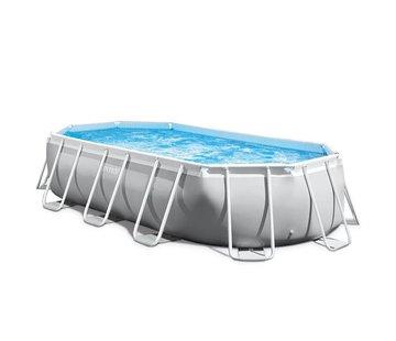 Intex Intex Prism Ovaal Frame zwembad 503x274x122 cm
