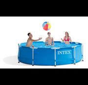 Intex Intex Metal Frame zwembad 305x76 cm zonder filterpomp