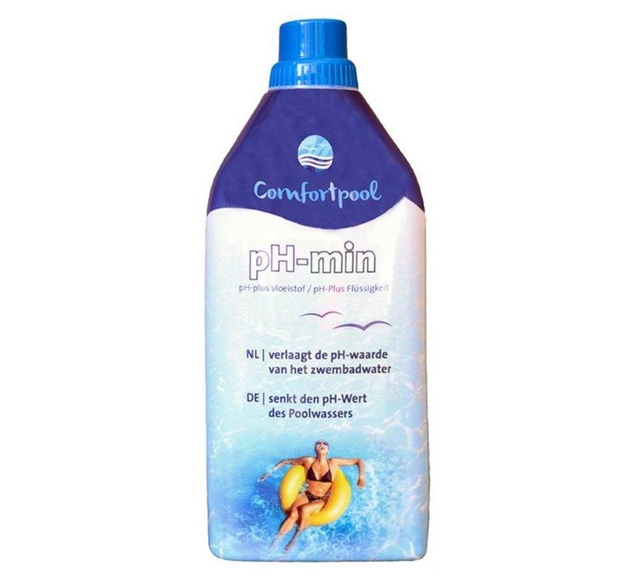 Comfortpool pHmin vloeistof 1L