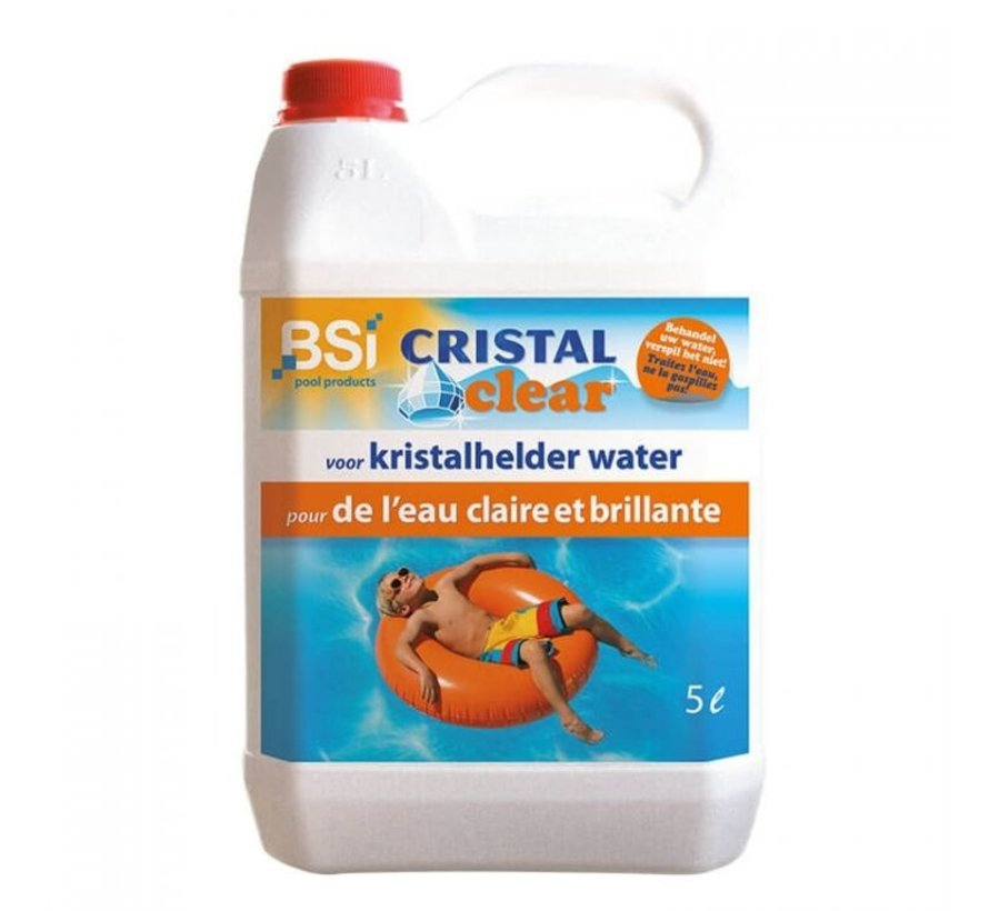BSI Cristal Clear  5 liter