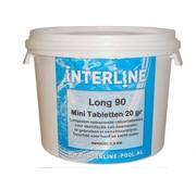 Interline Long90 Chloortabletten 20gr25kg