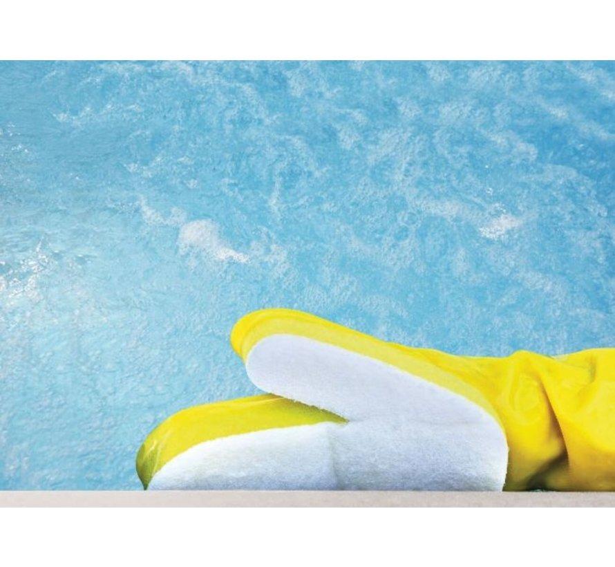 SCRUBO Pool  Spa Scrubbing Mitt