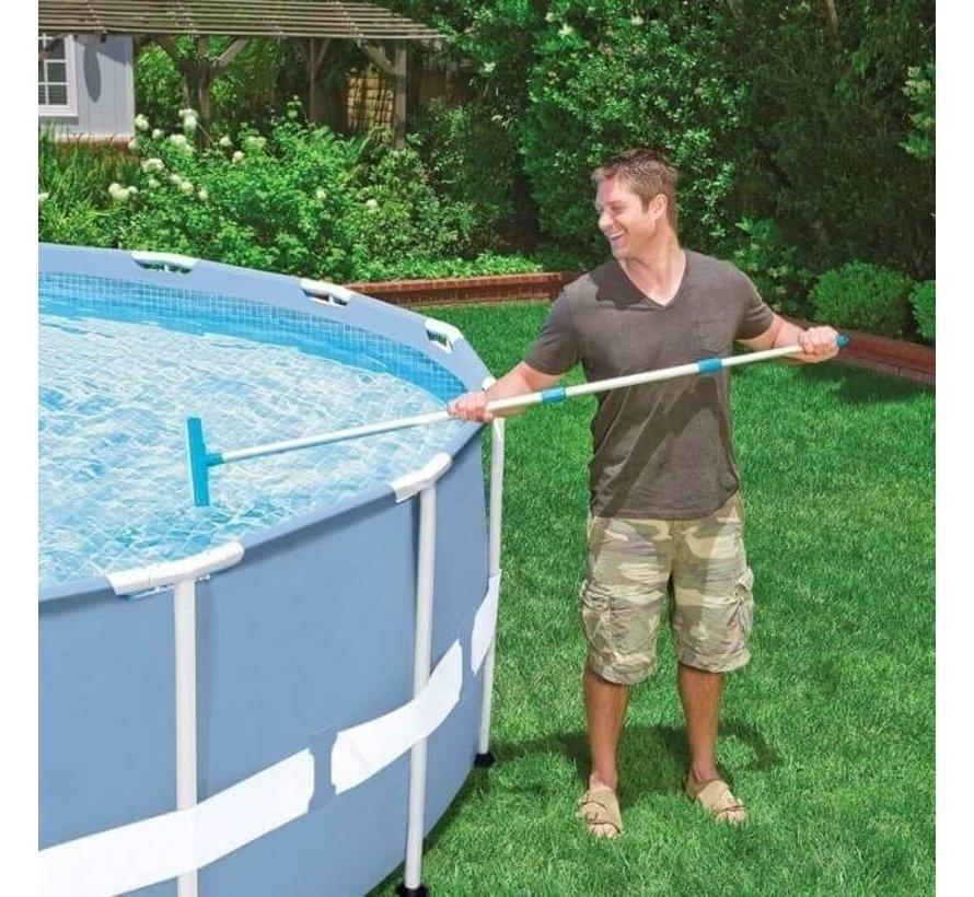 Intex zwembad schoonmaakborstel recht