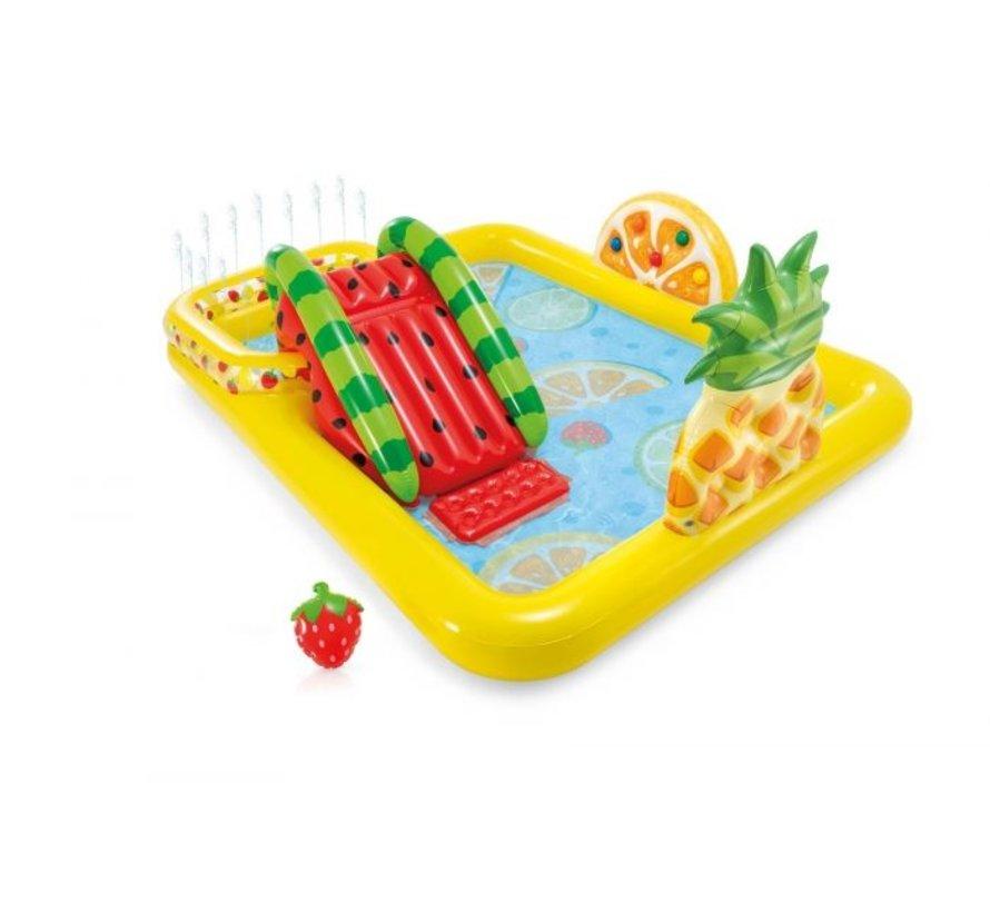 Zwembad speelcentrum 'Fun 'N Fruity'