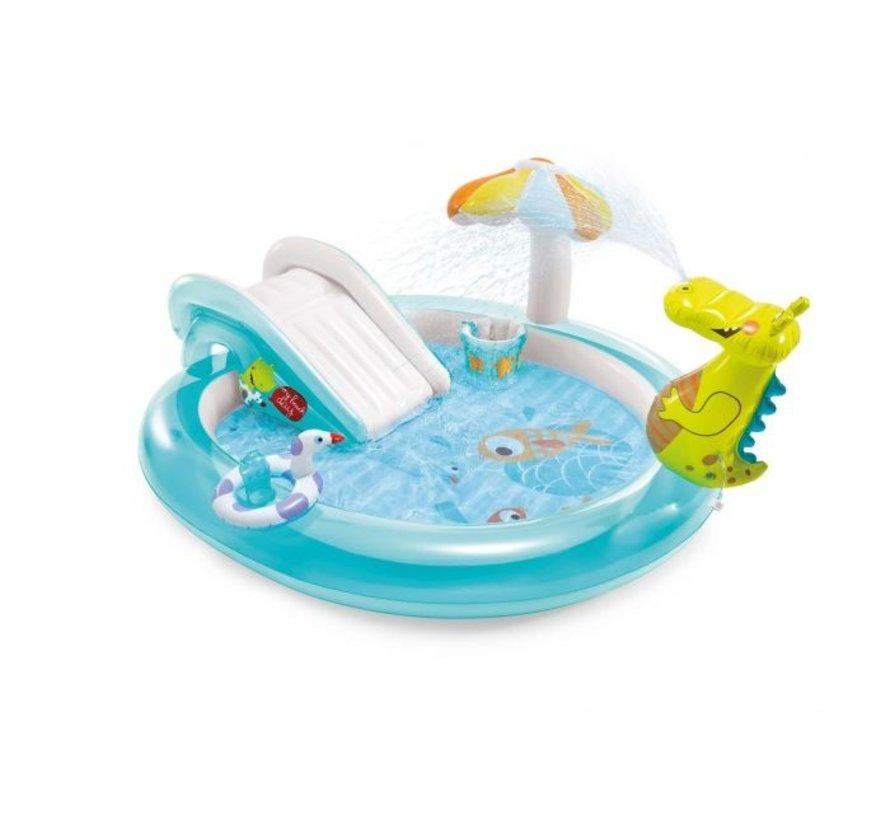 Zwembad speelcentrum 'Gator Play'