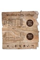 Kippenhokken Kippenhok Betty Cottage - 1 Stuks