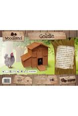 Kippenhokken Kippenhok Goldie - 1 Stuks