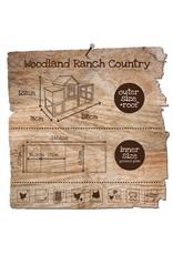 Kippenhokken Kippenhok Ranch Country - 1 Stuks