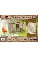 Kippenhokken Kippenhok Rustic Big Pinus - 1 Stuks