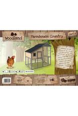 Kippenhokken Kippenhok Farmhouse country - 1 Stuks