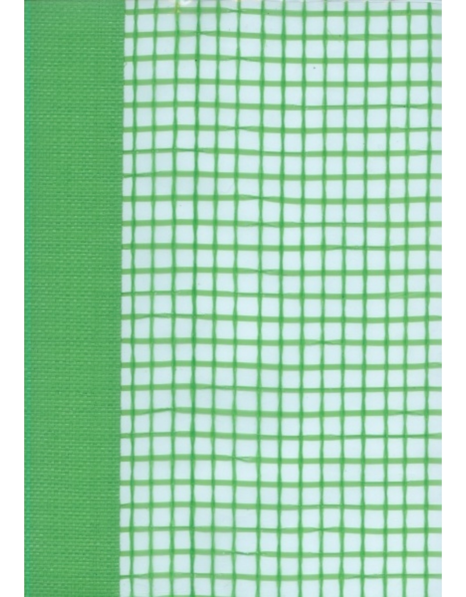Overige Plastic gewapend groen 3m br. - 1 Meter