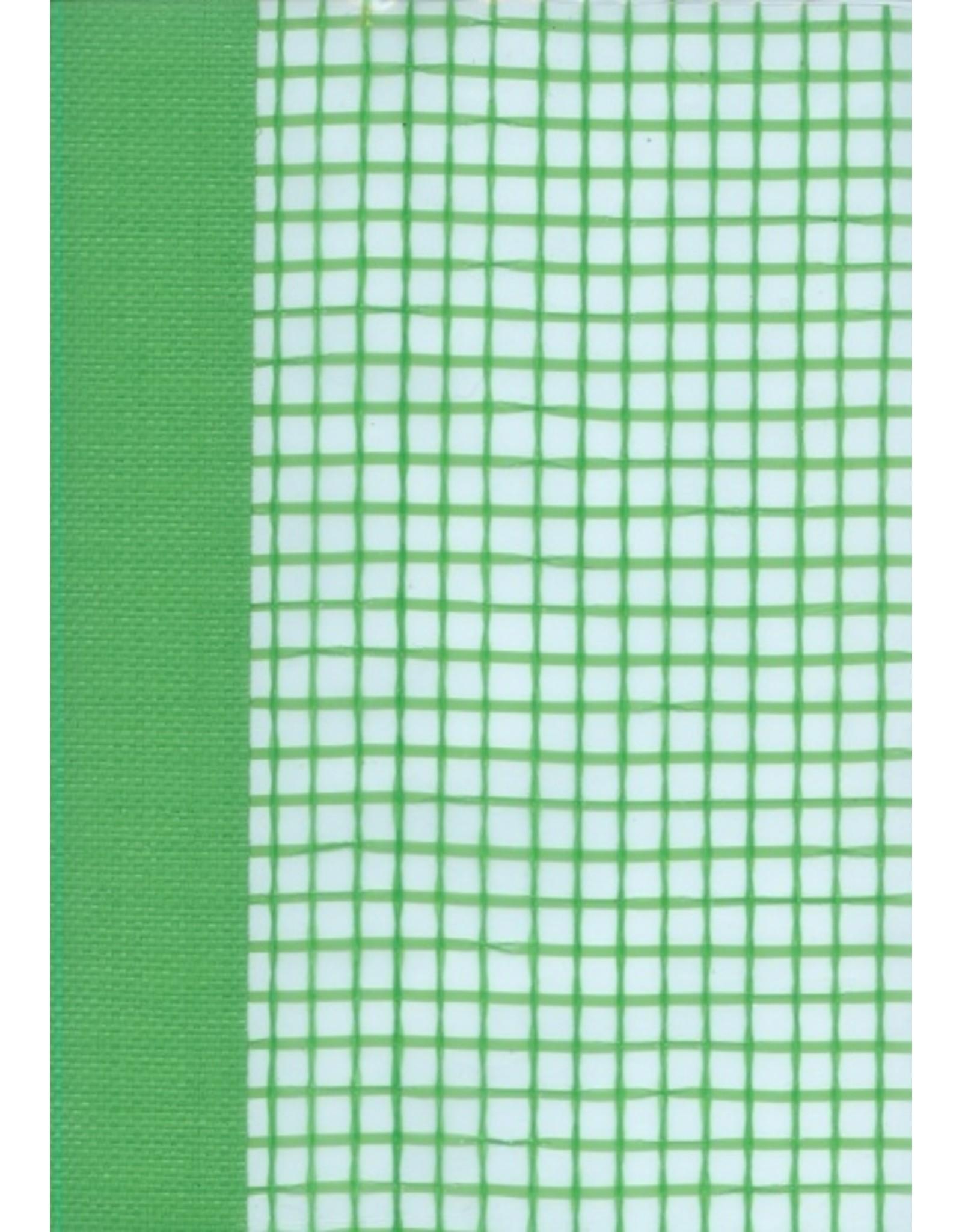 Overige Plastic gewapend groen 1.5m br. - 1 Meter