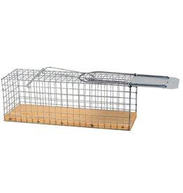 Overige Rattenval kooi houten bodem - 1 Stuks
