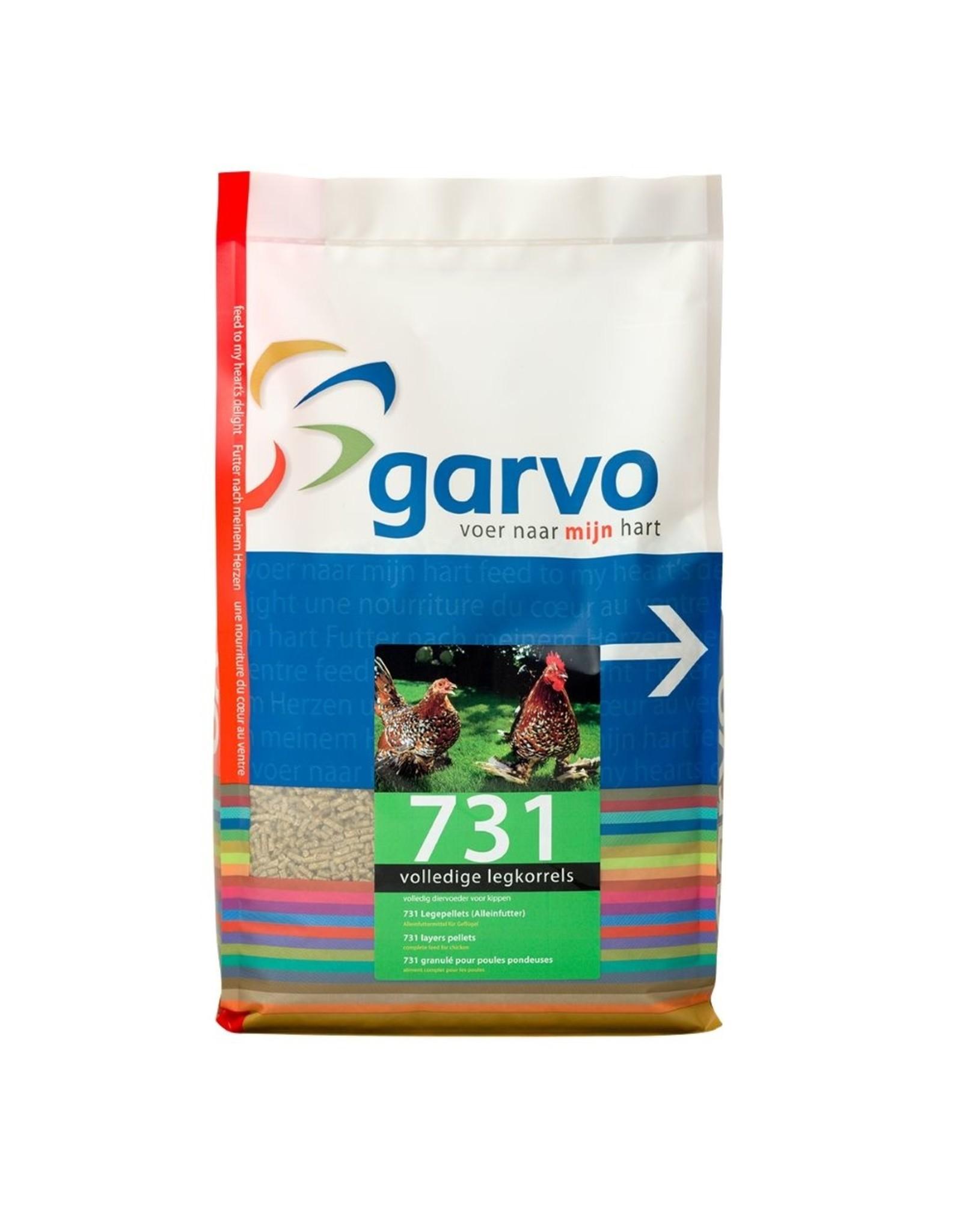 Garvo Volledige Legkorrel - 4 KG