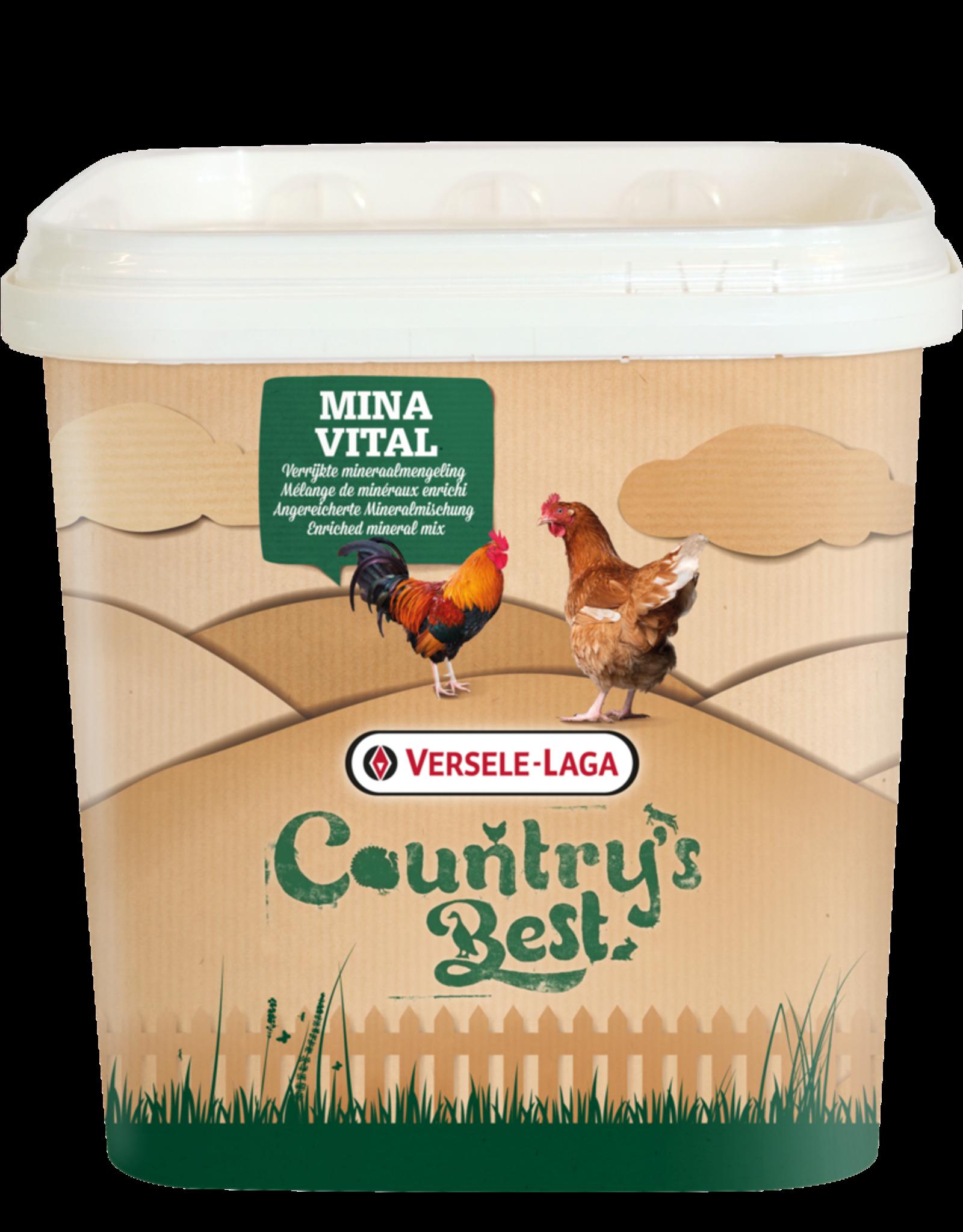 Versele laga Country best Mina Vital - 4 KG