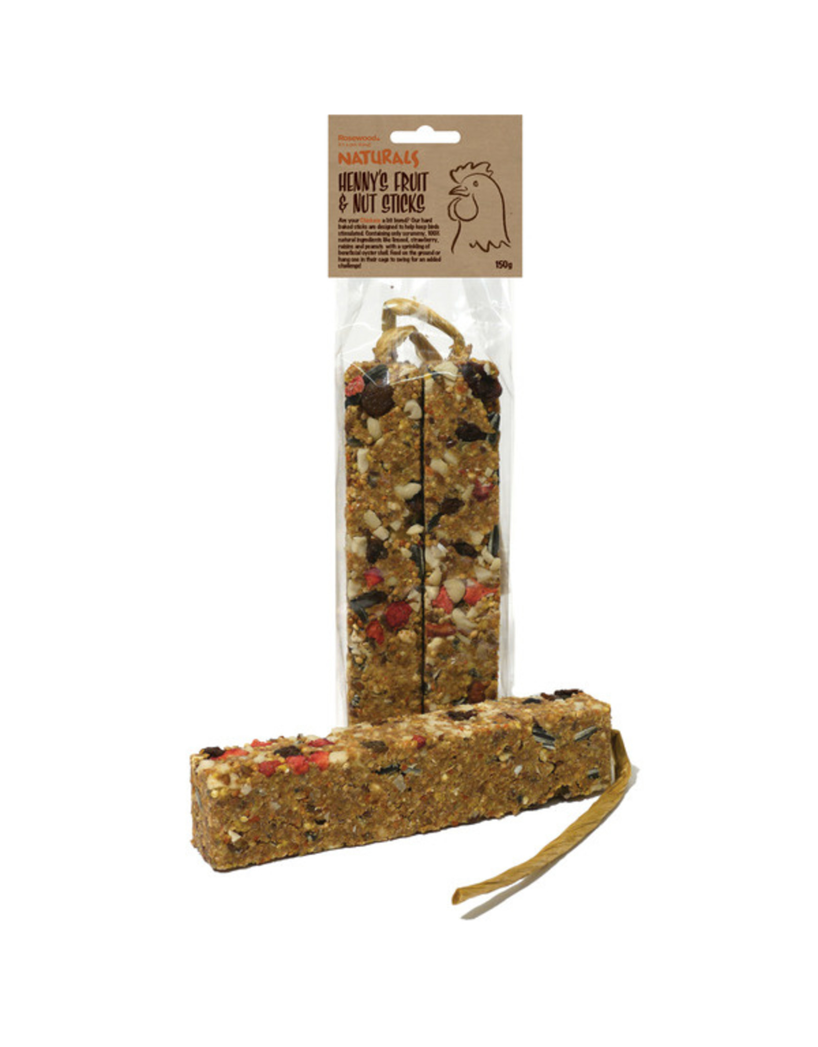 Overige Naturals kippensnack stick - 150 Gram