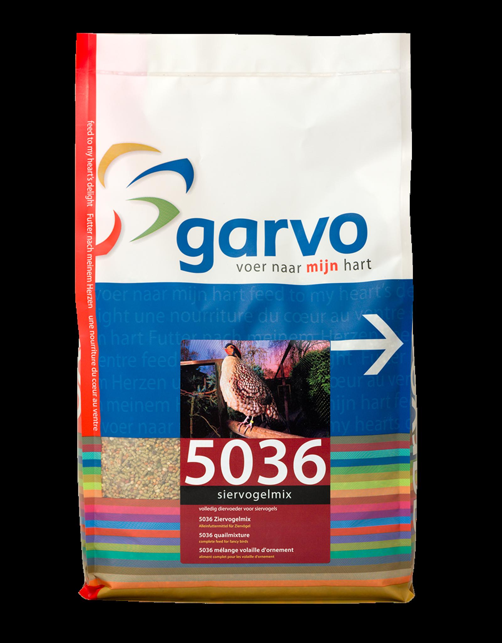 Garvo Siervogelmix (kwartel) - 4 KG