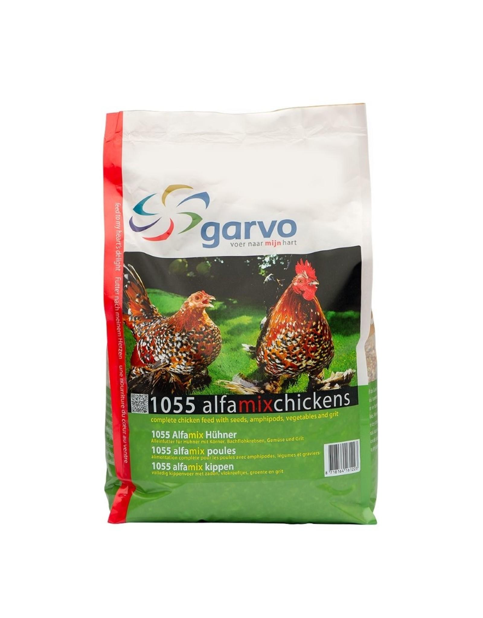 Garvo Alfamix kippen - 4 KG