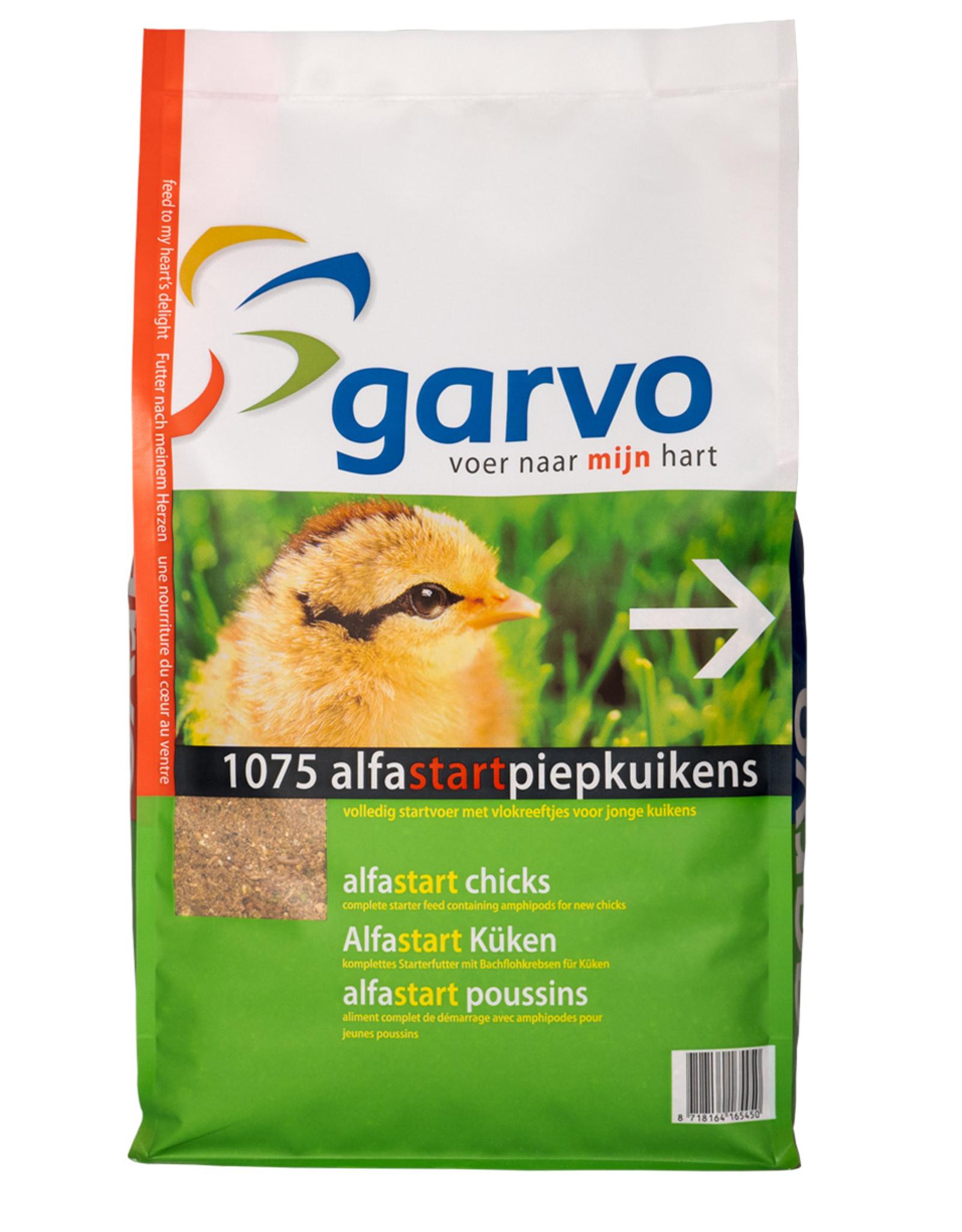 Garvo Alfastart piepkuiken - 4 KG