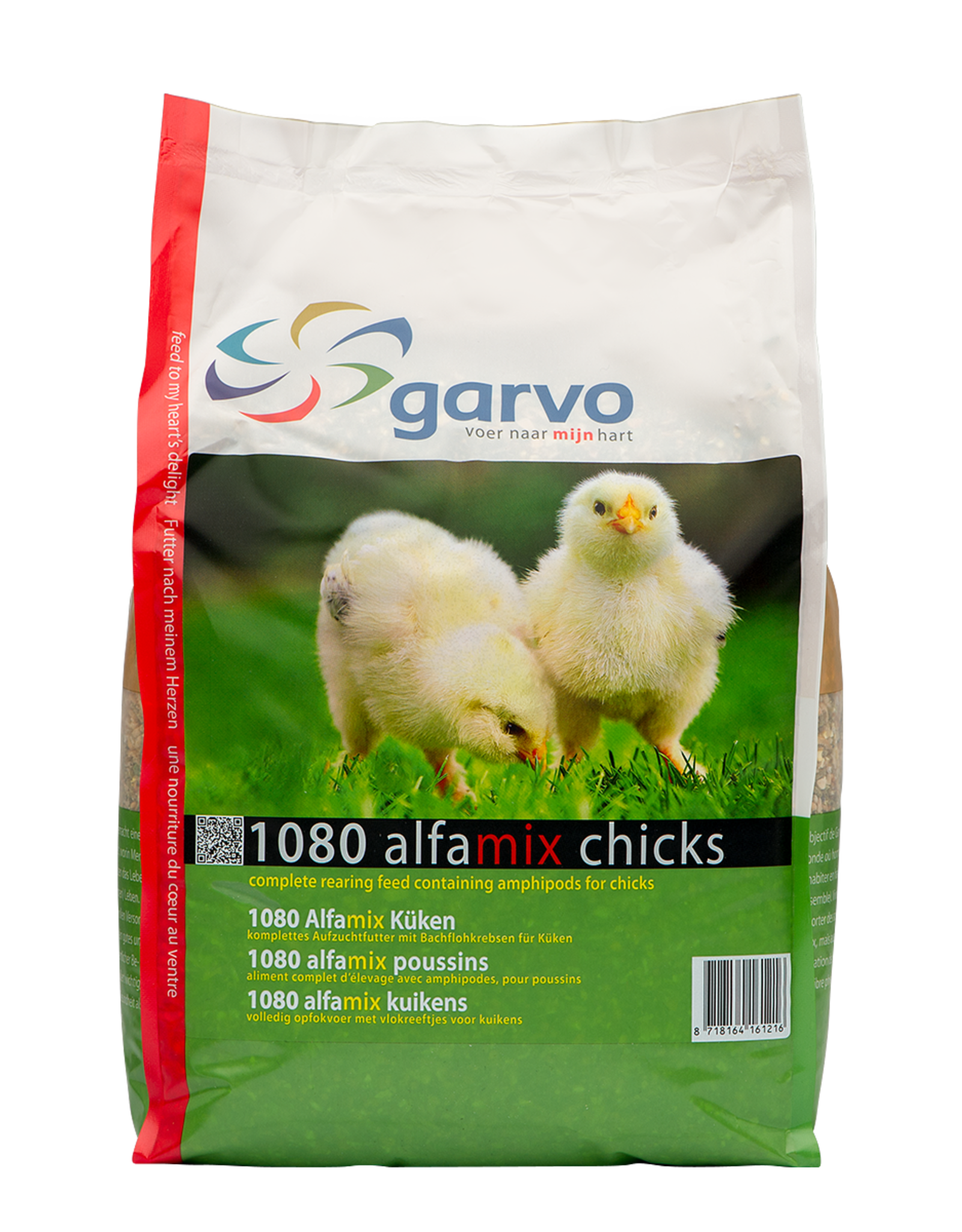 Garvo Alfamix kuiken - 4 KG