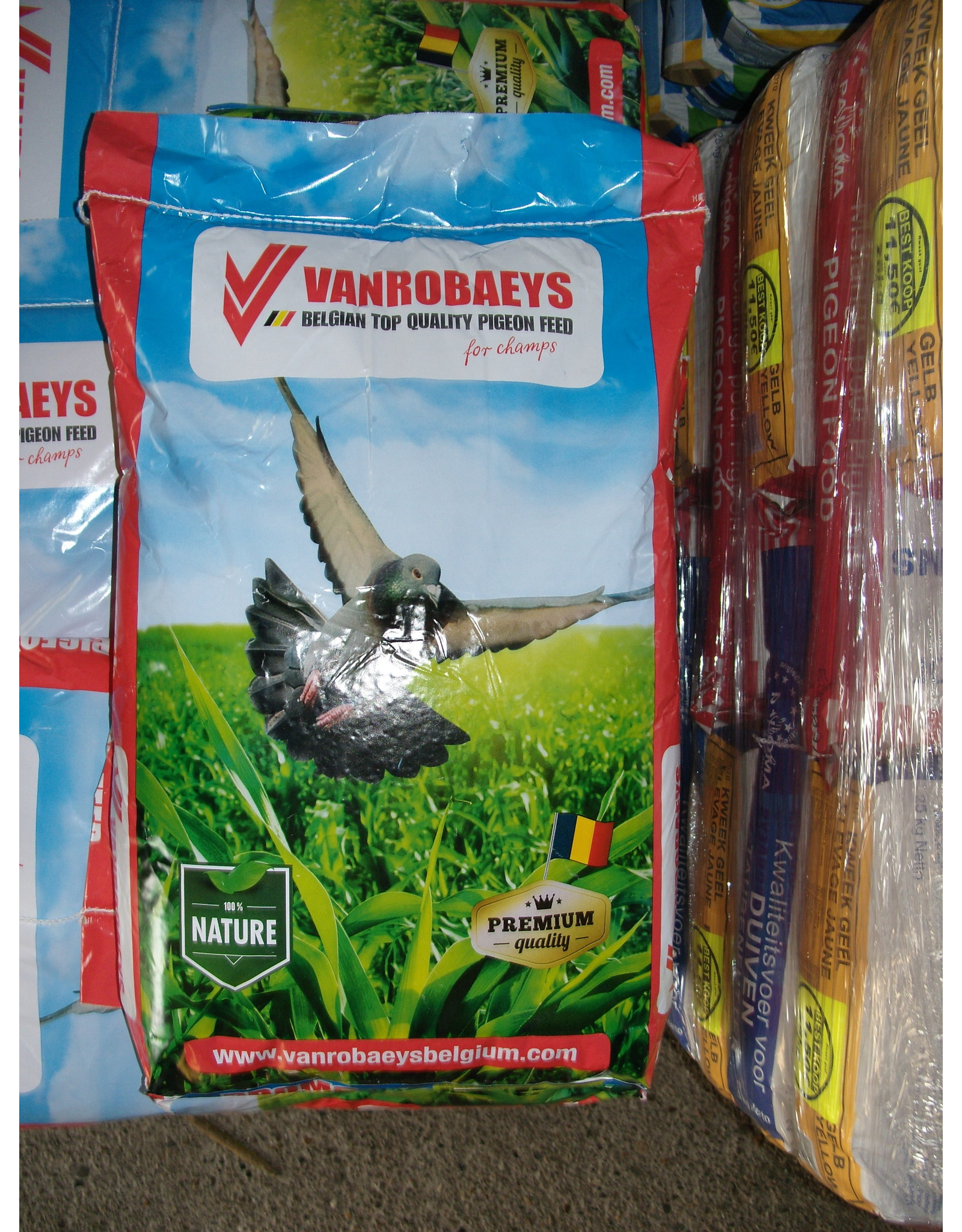 Vanrobaeys Nr 35 Top energy - 20 KG