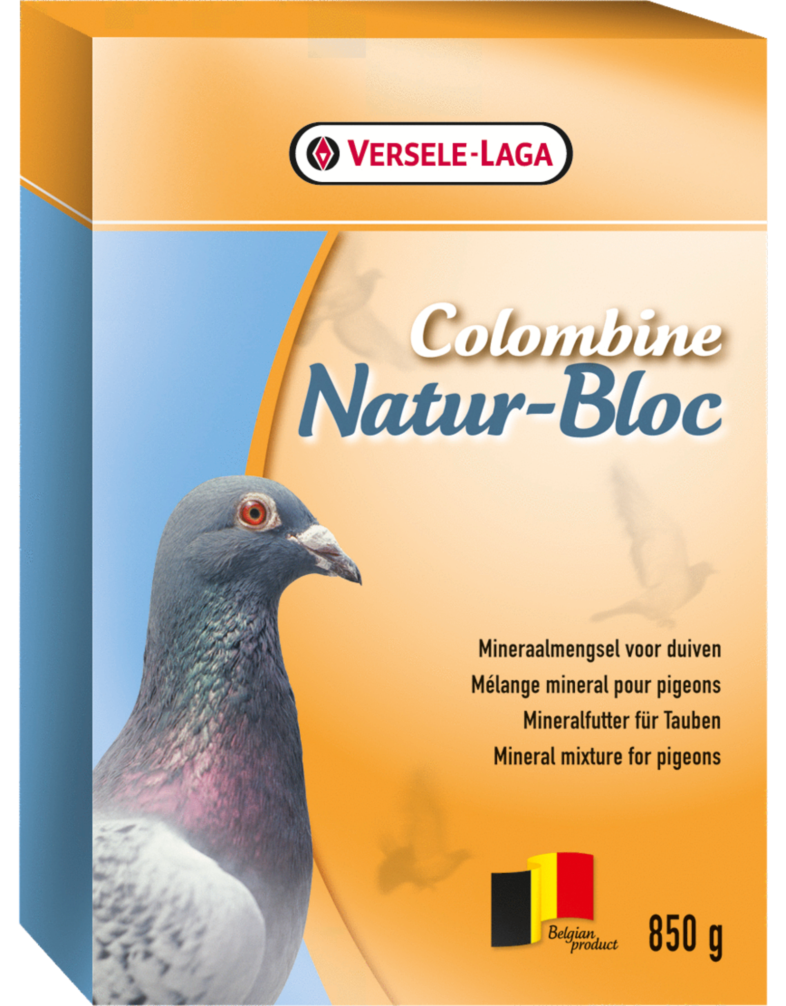 Colombine Natur-Bloc - 850 G