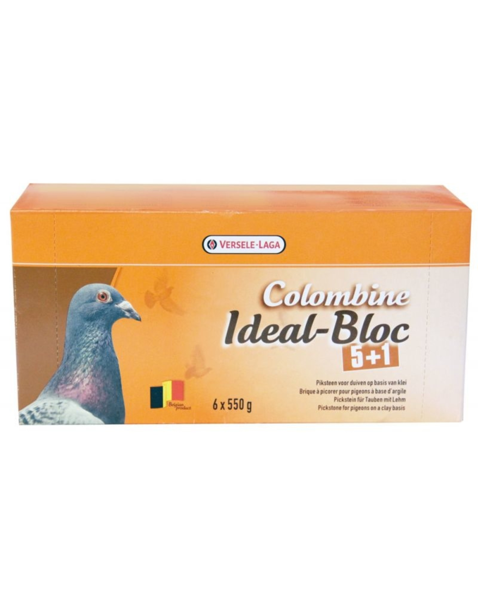 Colombine Ideal Bloc 5+1 - 6 st