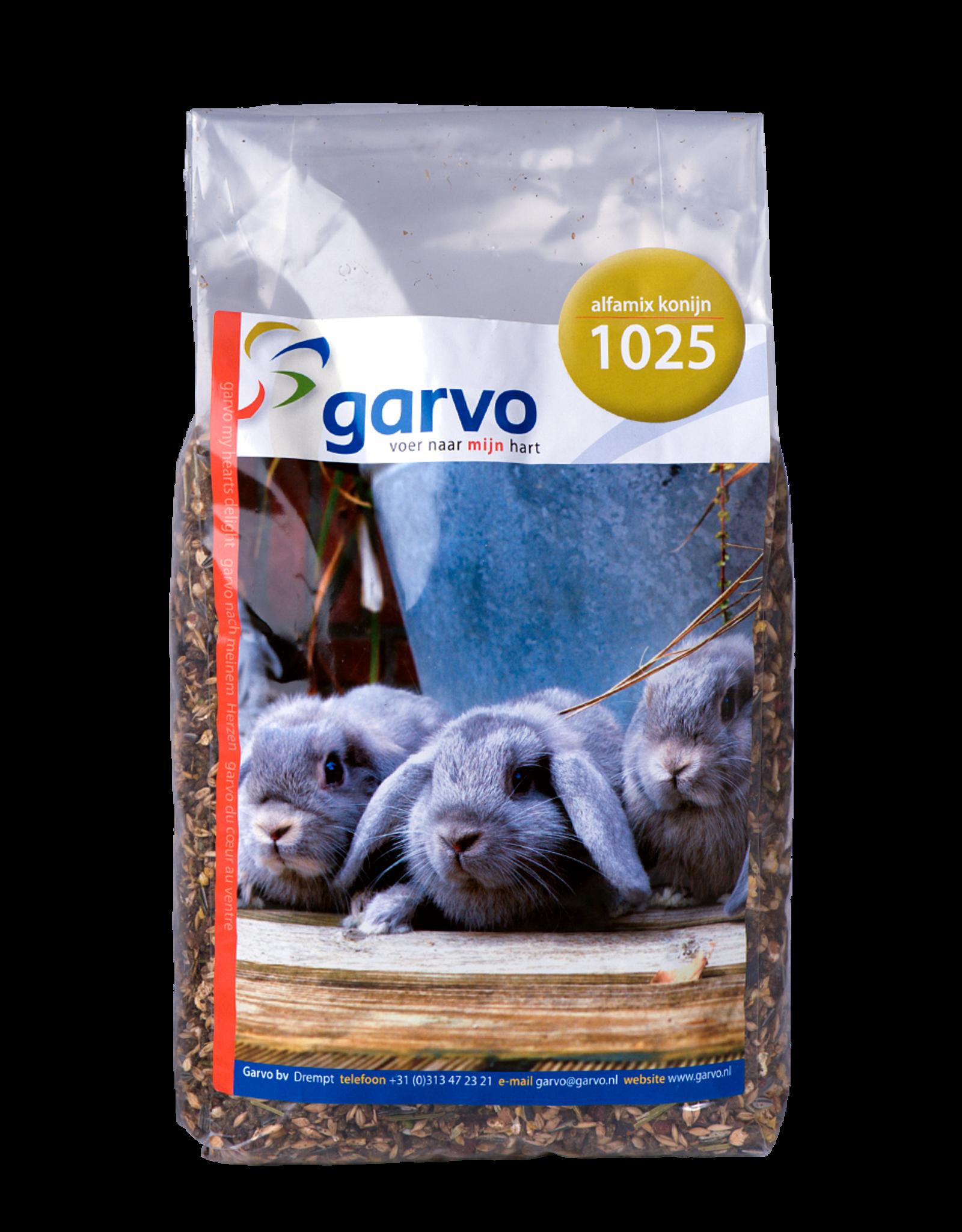 Garvo Alfamix konijn - 20 KG