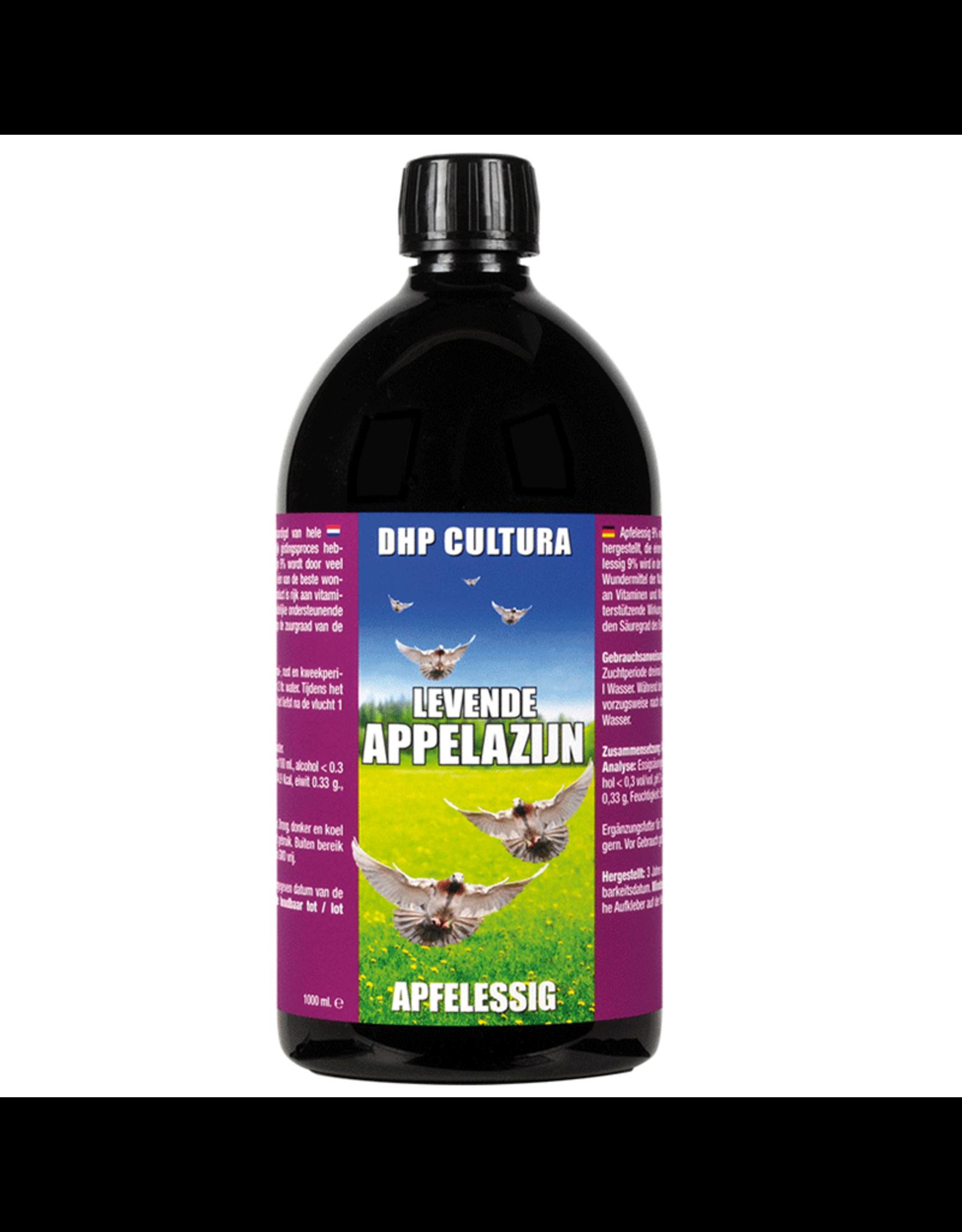 DHP Cultura Appelazijn knofl/honing - 1 Liter