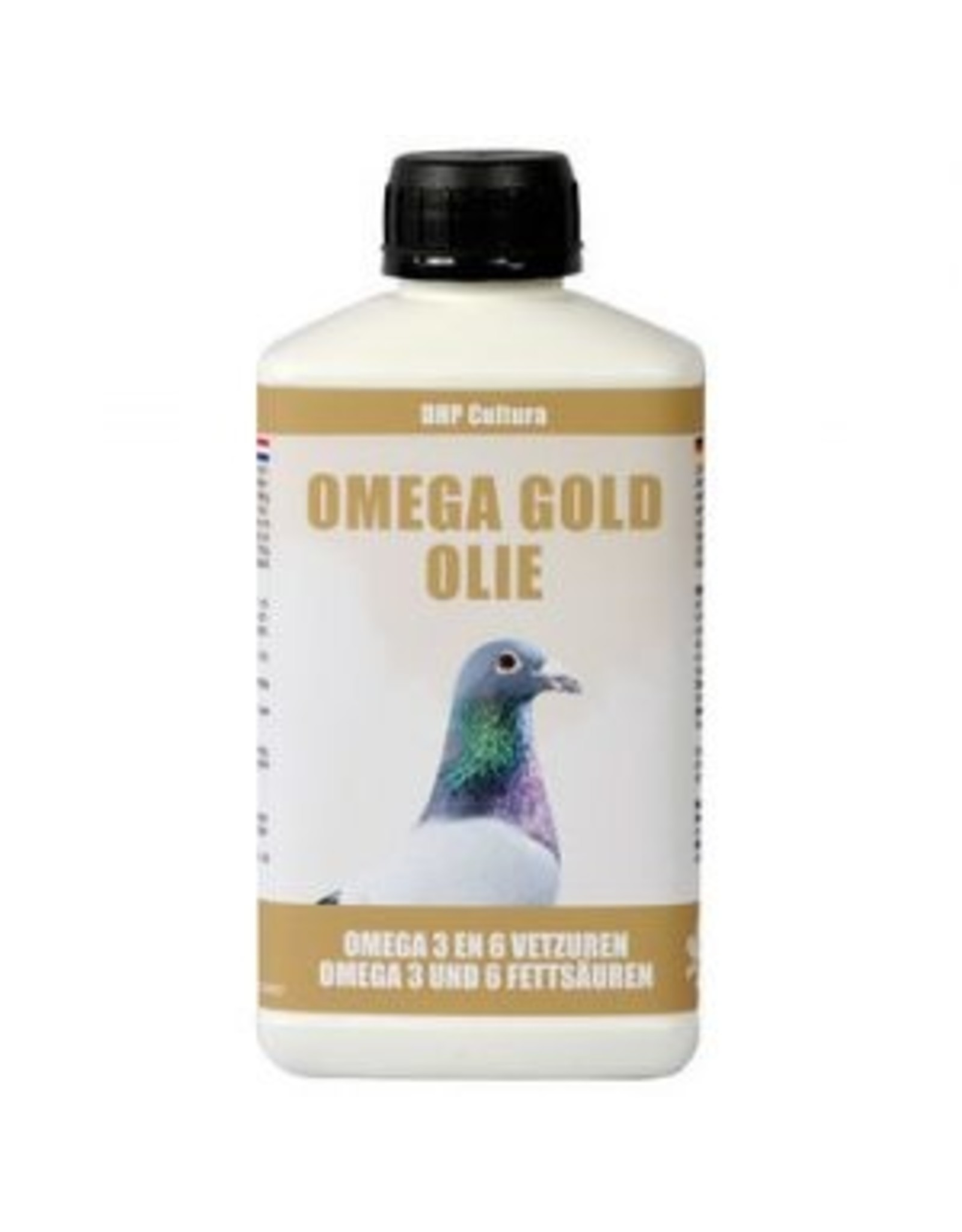 DHP Cultura Omega gold olie - 500 ML