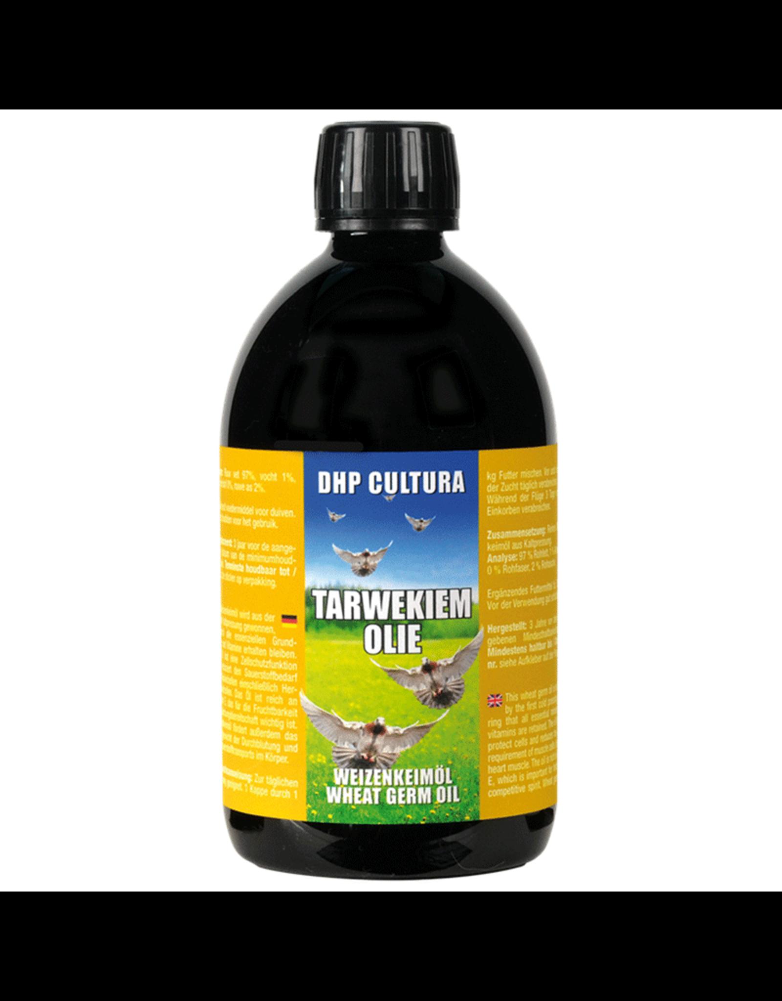 DHP Cultura Tarwekiemolie - 500 ML
