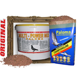 Paloma Multi Powermix - 20 KG