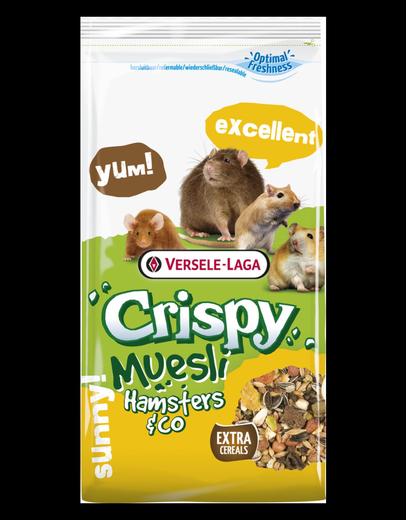 Versele laga Hamster crispy - 1 KG